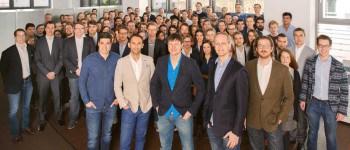Vergleich Früher/Heute: Heute hat FinLeap 100 Mitarbeiter ... Finleap