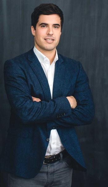 Ramin Niroumand, Partner bei FinLeapFinLeap