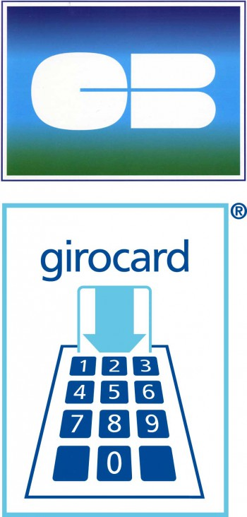 Cartes Bancaires und girocard