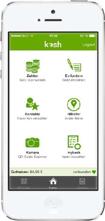 Mit API und SDK ermöglicht kesh nun Fremdentwicklern den Zugriff auf ihr Zahlungssystemkesh