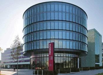 Hauptsitz der Helsana in ZürichHelsana