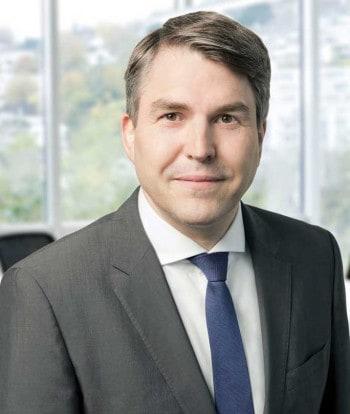 Andrej Eichler zum neuen Head Financial Industry ServicesSIX payment Services