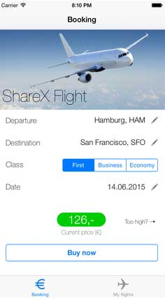 ShareX Flight