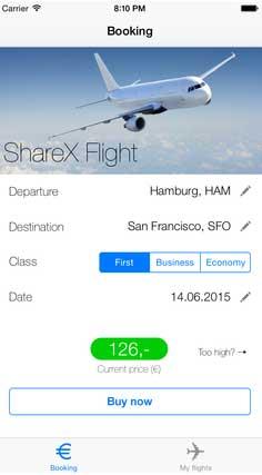 ShareX Flight