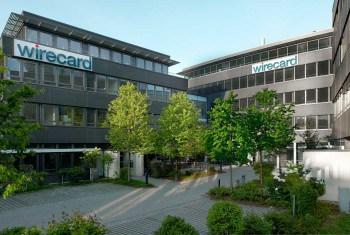 Der Hauptsitz von Wirecard in Aschheim bei MünchenWirecard