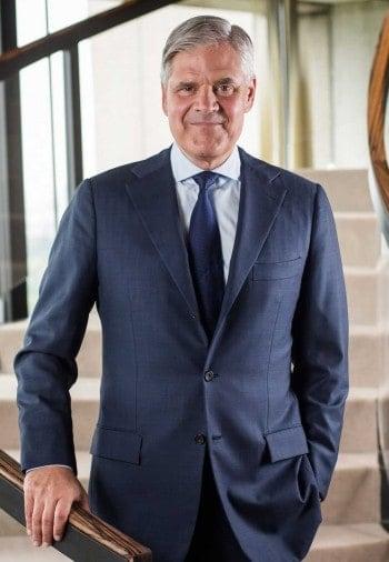 Dr. Andreas Dombret, Mitglied des Vorstands der Deutschen Bundesbank a.D.
