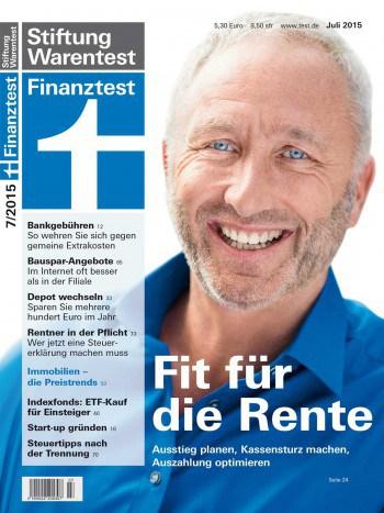 Finanztest 7/15
