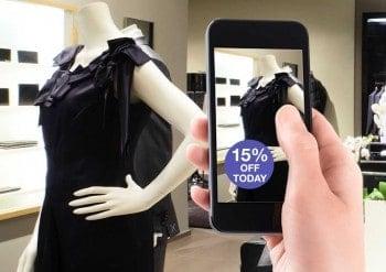 Per Bloothoth-Beacon werden Kunden angesprochen und können direkt an Ort und Stelle kaufenPowa Technologies