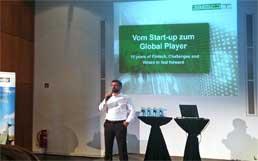Stoff für ein Buch: Die Herausforderungen des FinTech-Startups 360T