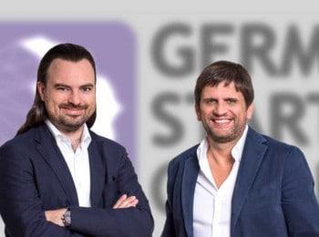 Nikolas Samios und Christoph GerlingerGerman Startups Group
