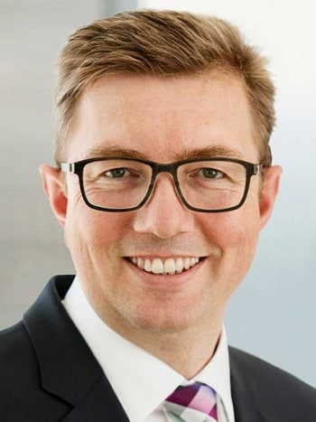 Detlev Klage, Geschäftsführer Ressort ProduktionFinanz Informatik