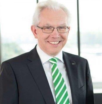 Friedrich W. Gieseler (61) wird die DEVK im Mai 2016 verlassen.DEVK