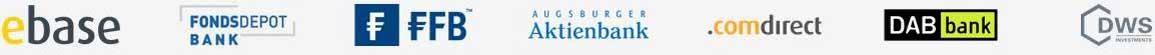 Die Kooperationsbanken von moneaymeetsmoneymeets-Website