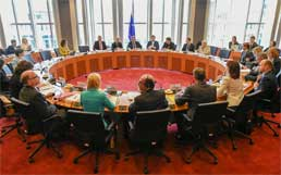 LIBE Committee: Trialog zum Datenschutz in der EUEuropean-Union-2014-EP