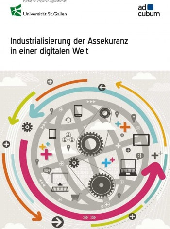 Adcubum, Universität St. Gallen
