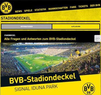 BVB-Website