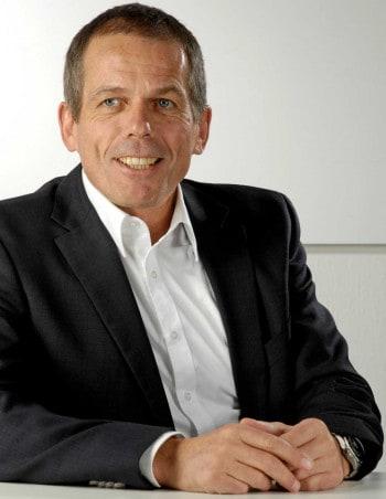 Markus Härtner, Senior-Director Sales DACH von F5 Networks F5 Networks