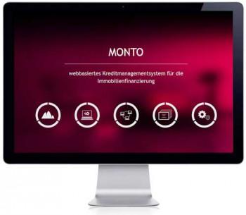 """Das Webfrontend """"SA Smart"""" funktioniert derzeit mit dem hauseigenen MontoPro-Direct-Finance"""