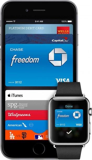 Apple Pay damals zu echten Start