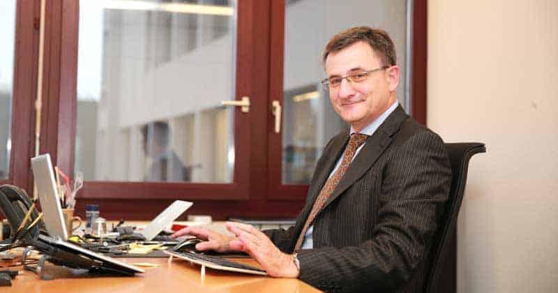 Christophe Niquille, Generalsekretär des Verwaltungsrates bei HelvetiaHelvetia