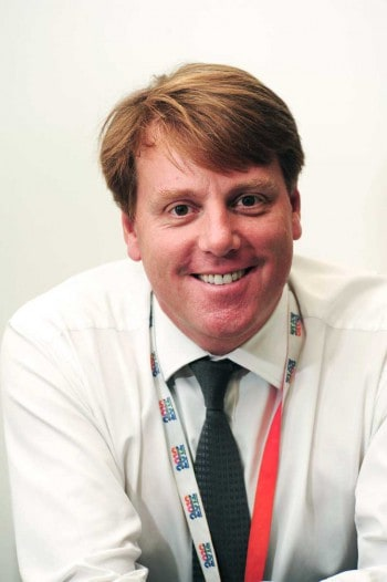 Mark Hughes, CEO BT SecurityBT Security