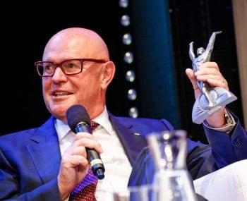 Vorstandsdirektor Jürgen Weber, Sparda Bank Hessen eG - Sieger in der Kategorie exzellentes Bankmanagementemotion banking
