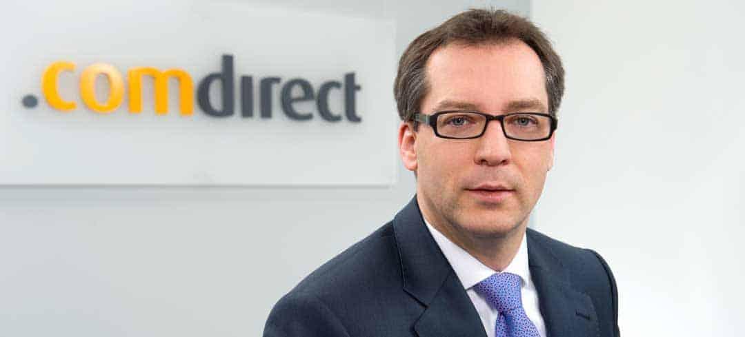Holger Hohrein, comdirect CFOcomdirect