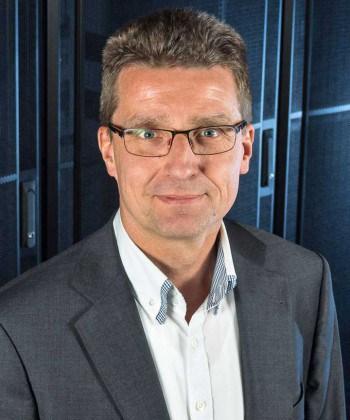 Autor Heiko Schrader, ICTroomICTromm