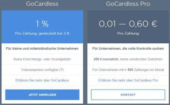 GoCardless startet in Deutschland mit einem nachgerade simplen PreismodellCoCardless