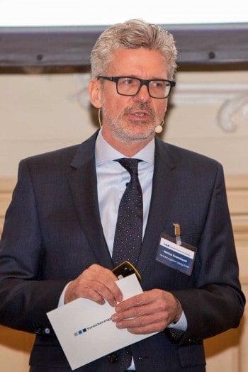 Markus Rosenbaum, Geschäftsführer der Versicherungsforen LeipzigLxPRESS