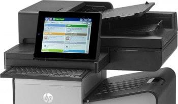 Sieht aus wie ein Drucker - aber auch im HP versteckt sich, wie in allen modernen Systemen, ein Computer.HP