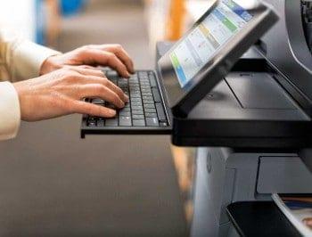 Moderne Drucker sind vollständige Computer - und damit ein perfektes Ziel für KriminelleHP
