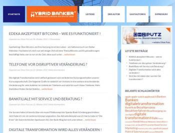Der Hybridbanker