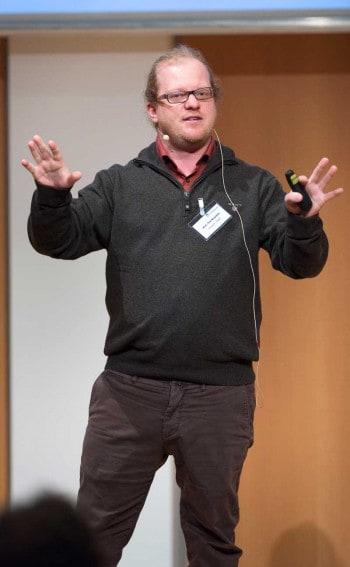 Prof. Tim Bruysten, Mediadesign Hochschule DüsseldorfVersicherungsforen Leipzig