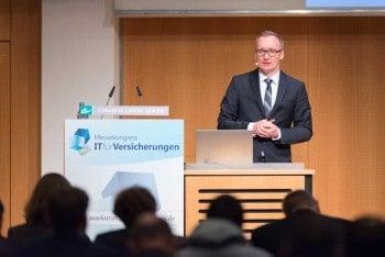 Dr. André Köhler, Geschäftsführer der Softwareforen LeipzigVersicherungsforen Leipzig