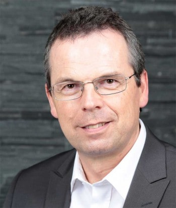 Ralf Ohlhausen, Business Development Directorr PPRO