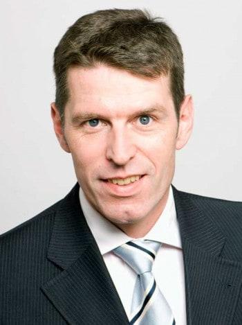 Uwe Härtel, Vice President Central Europe, GemaltoGemalto