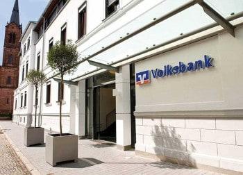 Die Volksbank Lahr stieg aus Sicherheitsgründen auf HP-Drucker um.Volksbank Lahr