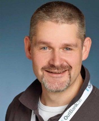 Tobias Stöger, Gründer und Geschäftsführer von Outbank<q<Xing
