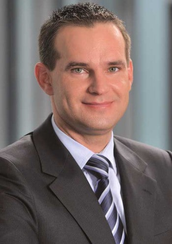 Stefan Roth ist Head of Infrastructure Solutions and Systems SP Storage Central Europe bei FujitsuFujitsu