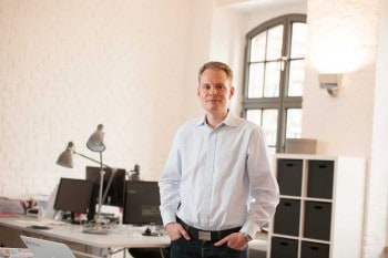 Gregor Puchalla, GF FintechStars und FinTechCubeetventure