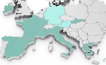 Länder in denen number26 seit heute aktiv istzentilia/bigstock.com