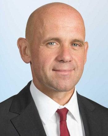 Dr. Walter Kirchmann, Vorsitzender der Geschäftsführung FI-TS<q<FI-TS