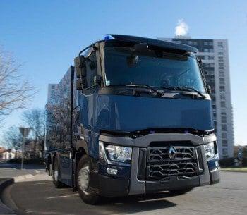 Gepanzerter Renault Truck TRenault