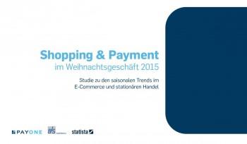 e-Commerce-Studie-Titel