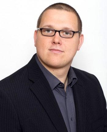 Eric Berg, Senior IT-Consultant bei ComparexComparex