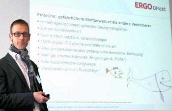 Roland Farnbacher, ERGO DirektVersicherungsforen Leipzig
