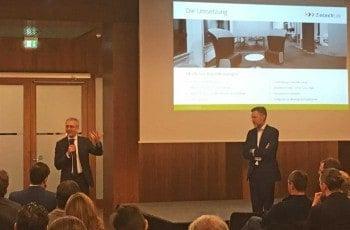 FinTech Group präsentiert das fintechLabKPMG