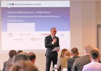 Dr. André KöhlerVersicherungsforen Leipzig