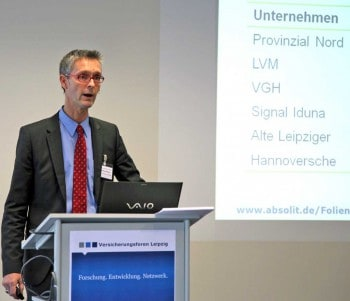 Dr. Torsten Schwarz, ABSOLIT Dr. Schwarz ConsultingVersicherungsforen Leipzig